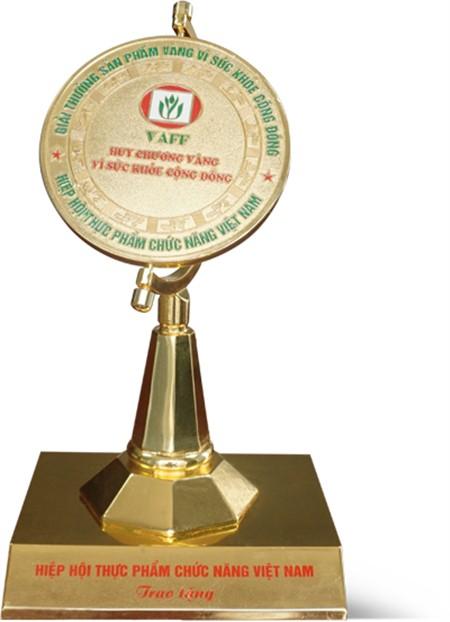 VII. Giải độc gan Tuệ Linh - Những giải thưởng uy tín do người tiêu dùng bình chọn 2